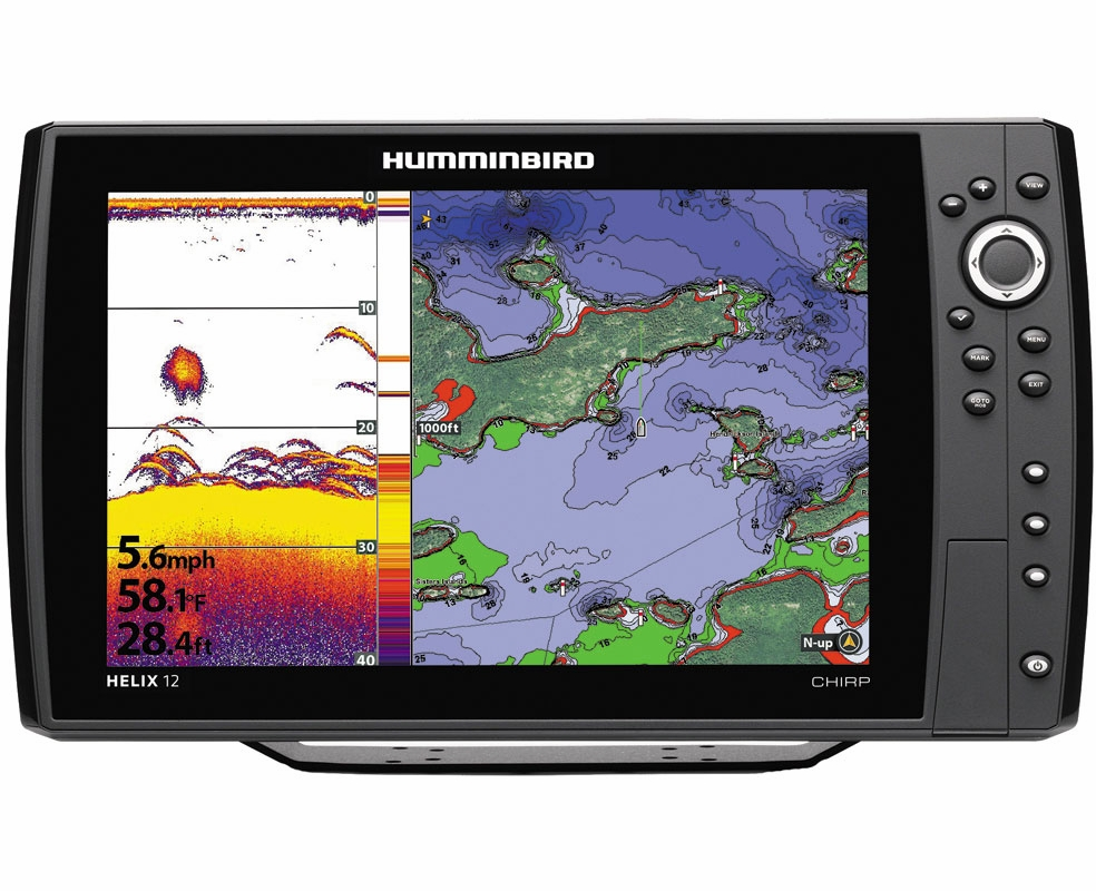Helix 12 CHIRP GPS G2N - Click Image to Close