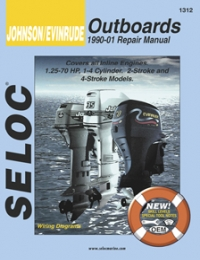 Johnson/Evinrude O/B - 1990-2001 Inline Engines