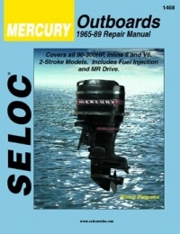 Mercury Outboards 1965-89 6 cyl