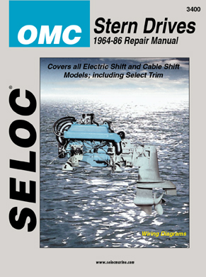 OMC Stern Drive 1964-86 - Click Image to Close